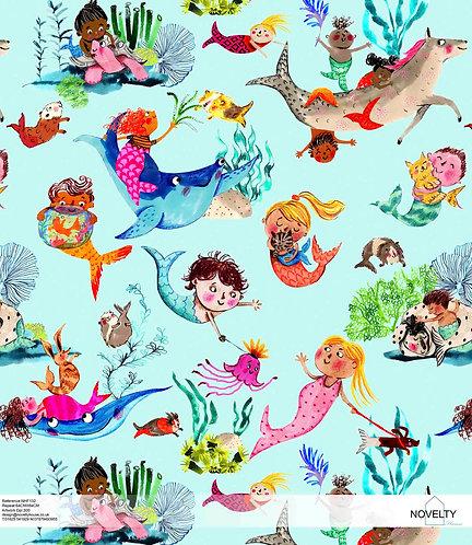 NHF132 Mermaid Pets