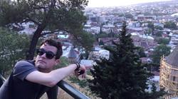 Jeremy & Tbilisi