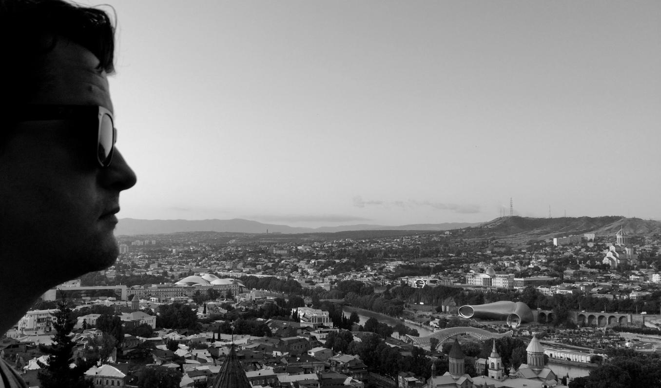 Jeremy + Tbilisi