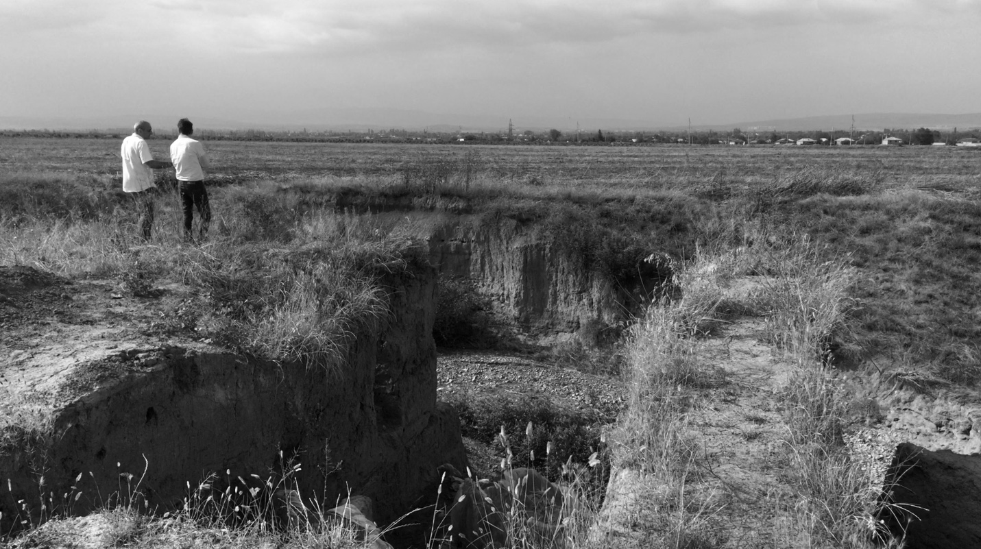 Shulaveri Archeological Dig