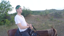 Horseback in Sighnaghi