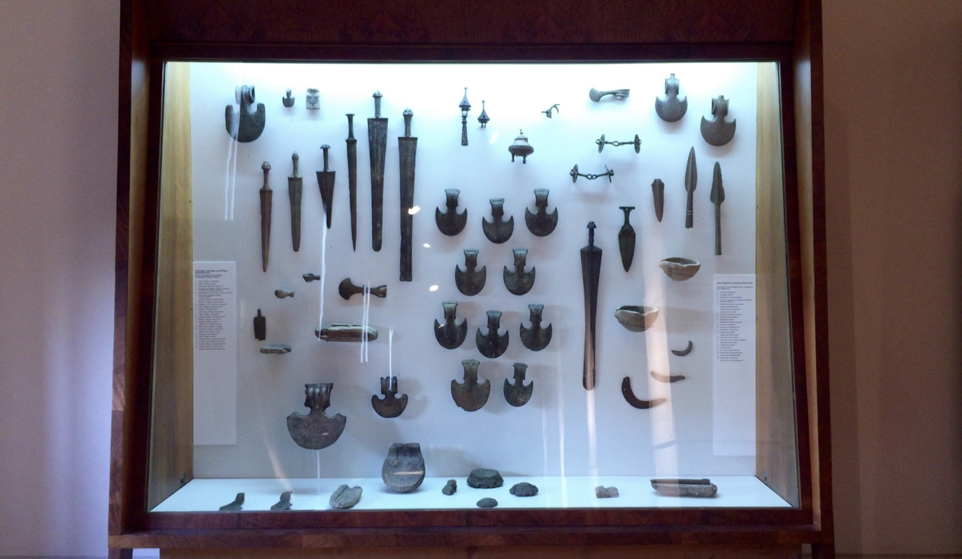 Bronze Age Tools & Weapons