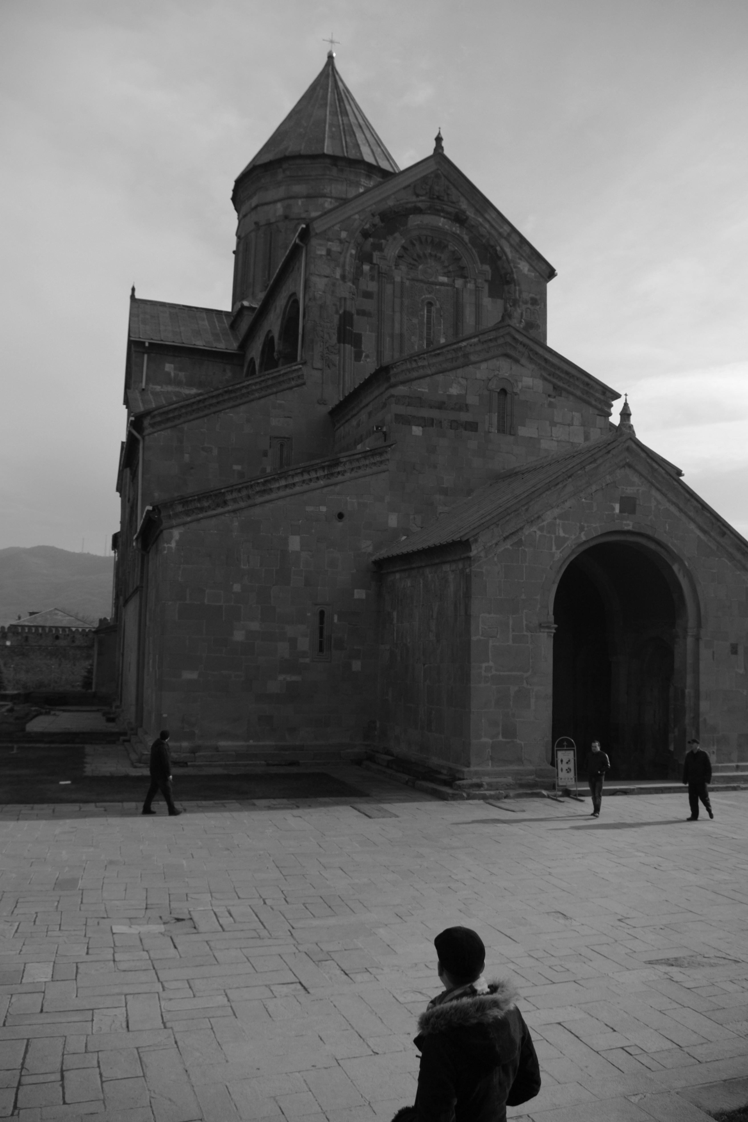 Visiting Monasteries