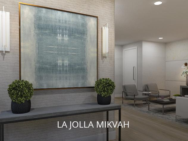 La Jolla Mikvah