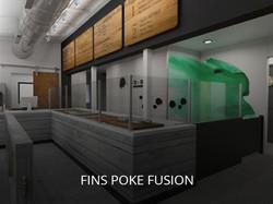 Fins Poke Fusion