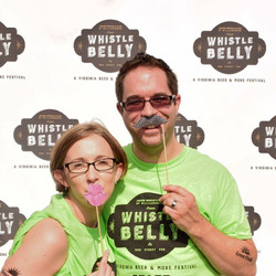 Whistle Belly Photo Booth 2016