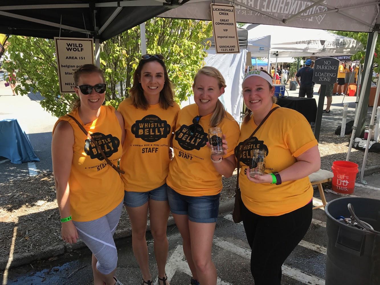 JWCW 2017 Volunteers