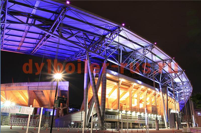 Стадион мирового Чемпионата в Сувоне