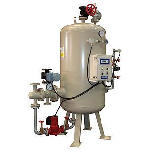 Емкостной паровой водонагреватель Daeyeol Boiler