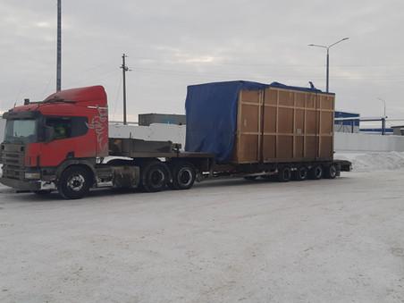 Поставка оборудования для завода Доширак Рязань.