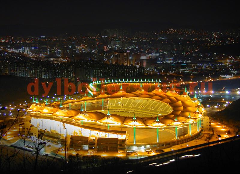 Стадион Мунхак в Инчхоне