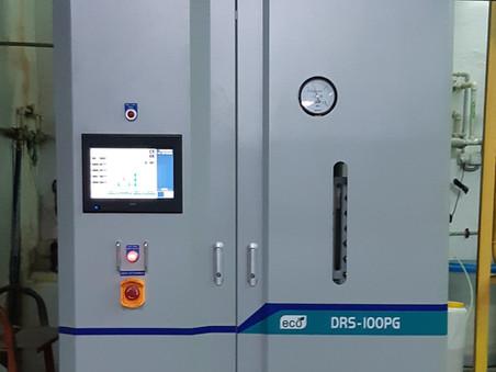 Консультации по работе парогенератора модели DRS-100PG
