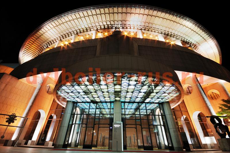 Сеульский Центр искусств