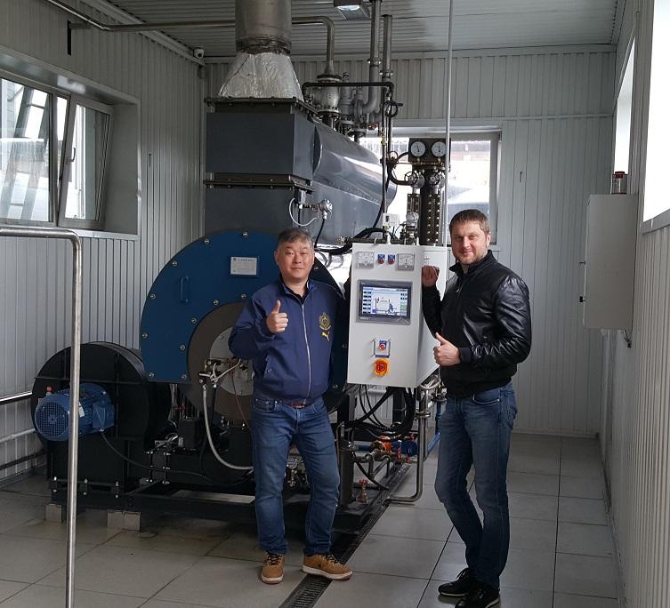 Завод напитков г. Абакан