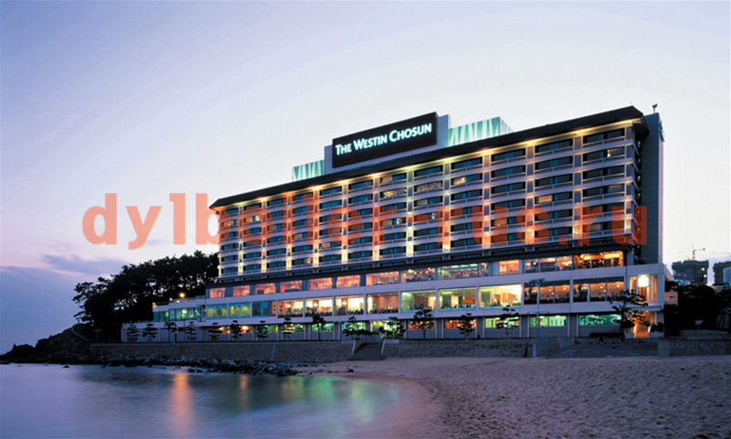 Гостиница Westin Chosun