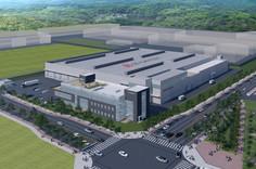 Проект нового завода Daeyeol Boiler Co., ltd