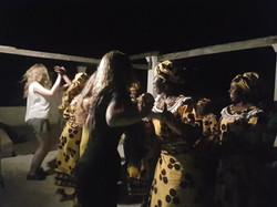 Traditional Tufo Dance