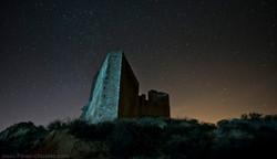 Castillo de Zorita de noche 2