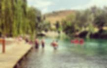 Playa fluvial de Zorita de los Canes
