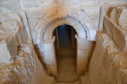 Cripta de la Iglesia del Castillo