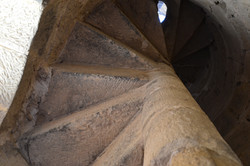Escalera del Castillo