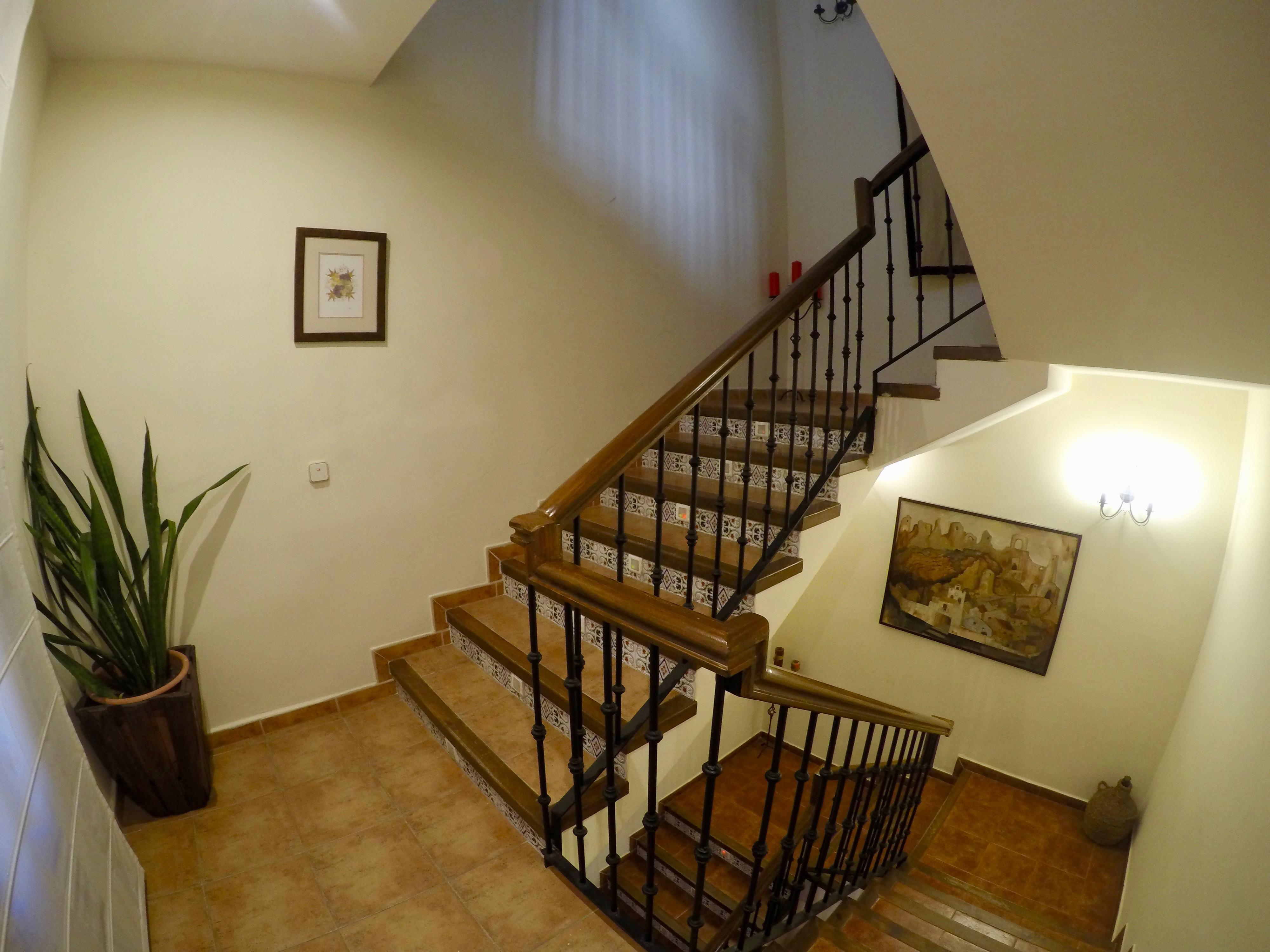 Escalera de La Posada