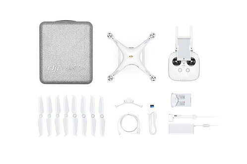 DRONECAGE with DJI Phantom 4 Pro V2.0