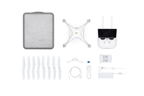 DRONECAGE with DJI Phantom 4 Pro V2.0+