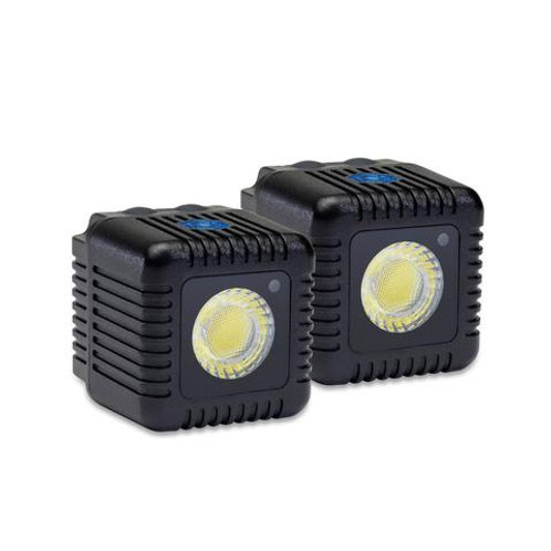 LUME CUBE LED LIGHT - TWO PACK