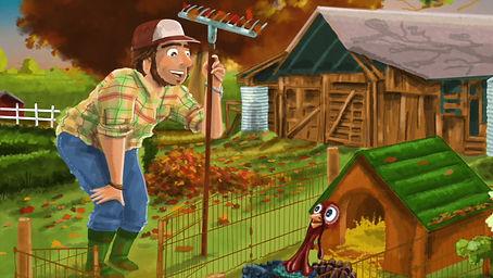 Children's Thanksgiving story