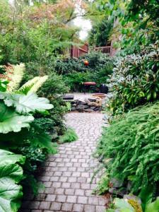 Julia Graham garden