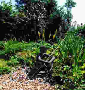 Sculpture at Denmans Garden