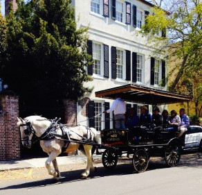 A Chance to Travel – Charleston and Savannah