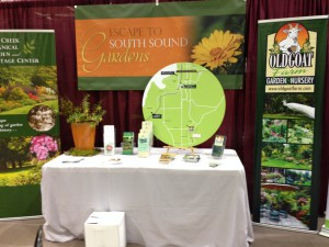 OGF at the South Sound garden booth