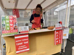 Casual Food??? at farmers market