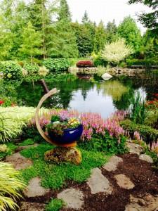 Joanne Whites garden