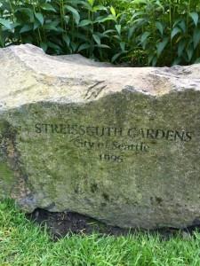 Streisguth Garden