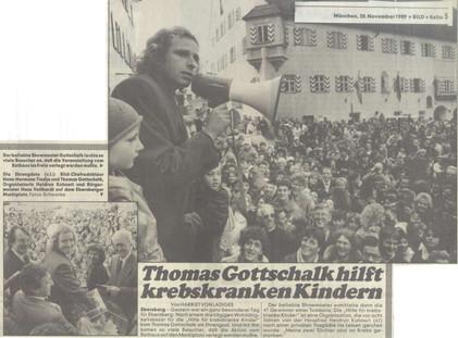 Thomas Gottschalk 1989