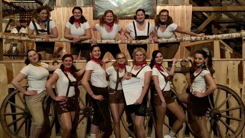 TSV Tanzsportabteilung spendet erneut an die Kinderkrebshilfe Ebersberg e.V.