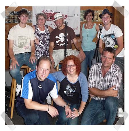 Newcomer-Party - ein toller Erfolg - 2.000 €