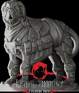 Armored War Dog