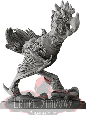 Avian Raptor