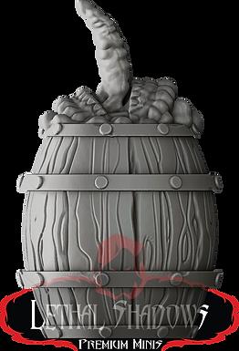 Barrel Monster