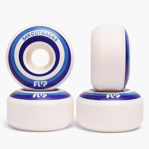 Flip - CutbackBlue 54mm