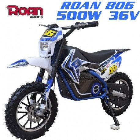 MINI CROSS ROAN 806 500W 36 V CON LUCES