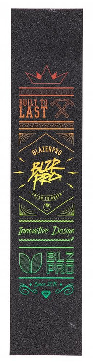 Blaze Pro Grip Tape Sheet