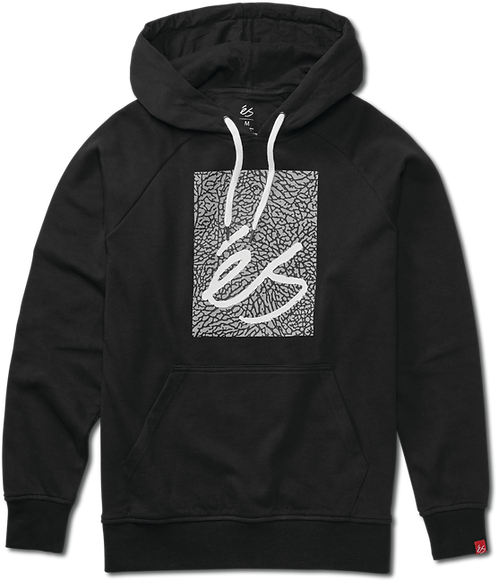 SUDADERA ES MAIN BLOCK FLEECE