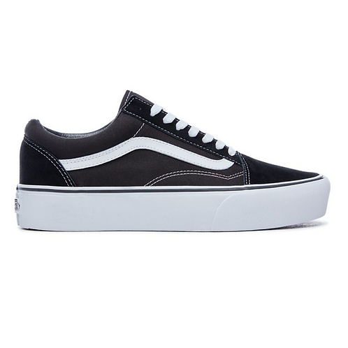 Zapatilla Old Skool de Plataforma