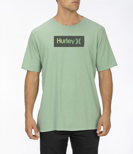 HURLEY ONE & ONLY SHADED S/S - MEN