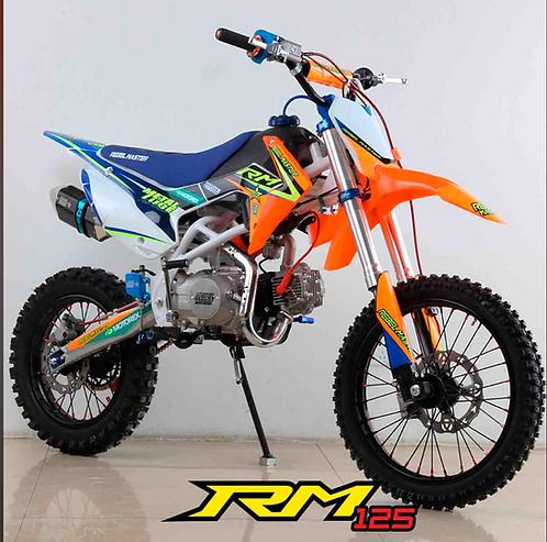 REBEL MASTER RM 125